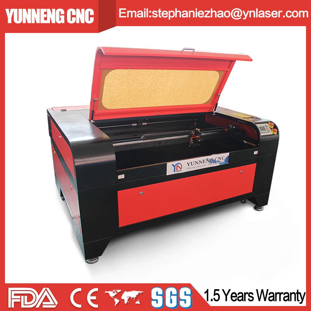 60W/80W/100W/150W/180W Automatic Nonmetal Acrylic /Leather/Wood Laser Cutting Machine