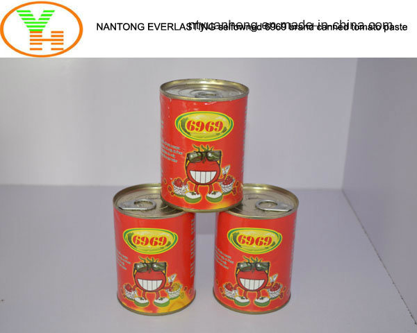 Canned Tomato Paste Fresh Tomato Vegetable