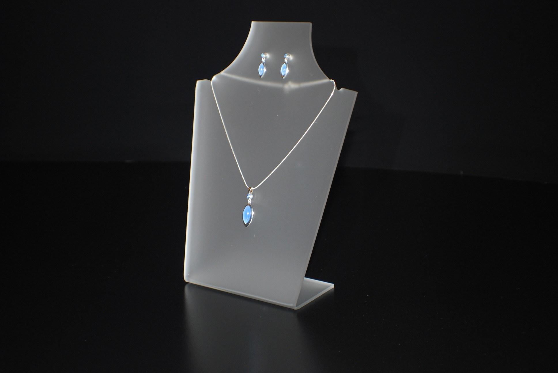 Customize Necklace Storage Box Acrylic Jewelry Display