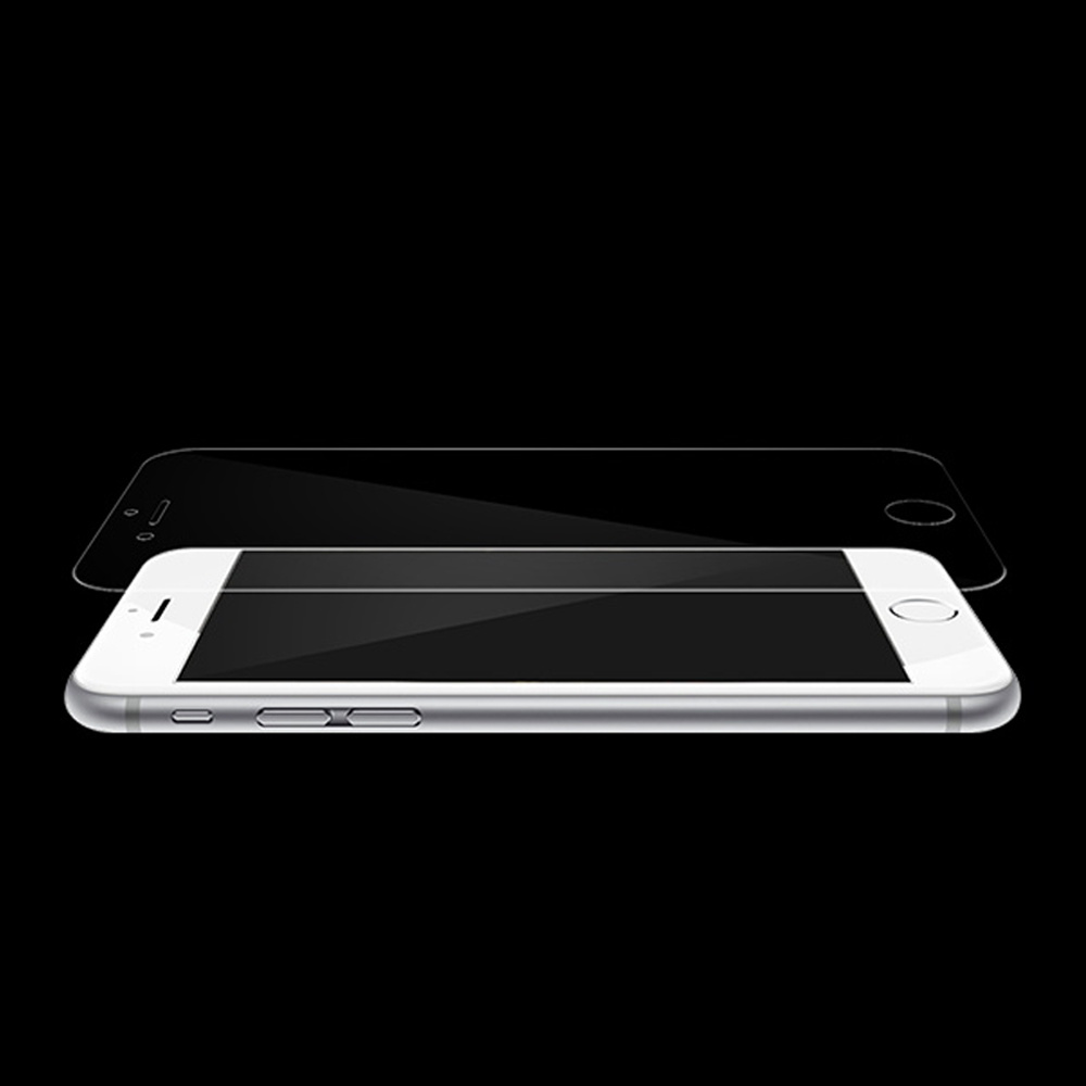 Phone Accessories 2.5D Curved Edge Protective Tempered Glass Screen Protector for iPhone 7