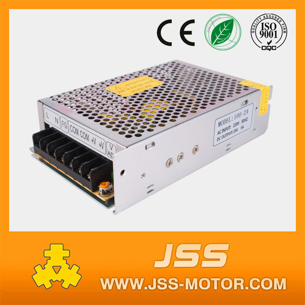 120W 24V Single Output Switching Power Supply