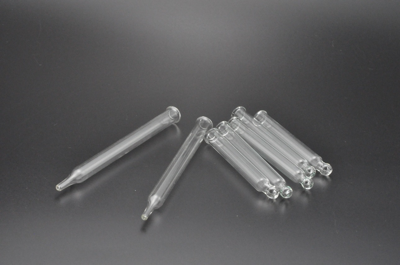 1.5ml Glass Pipettes for Food and Lab Use