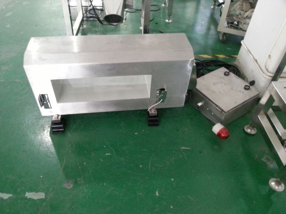 Tunnel Metal Detector Head (without conveyor sytem) for Foods or Packed Product Inspectino