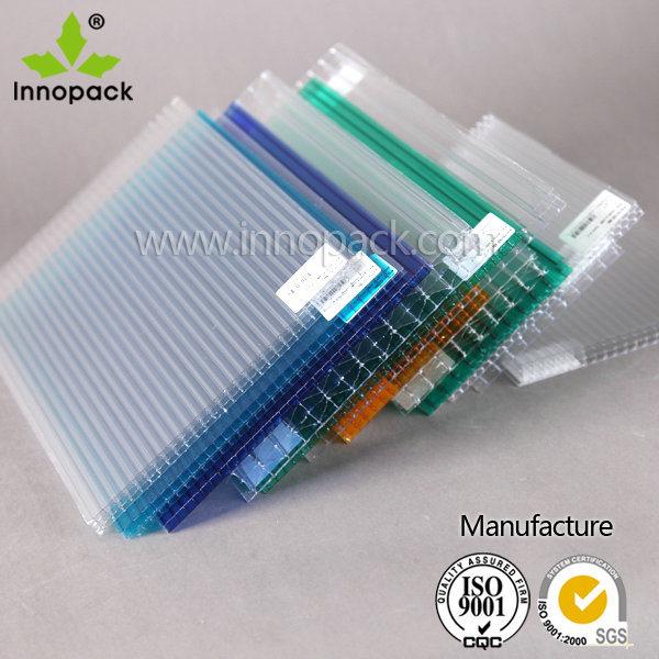 Polypropylene Hollow Plastic Plate