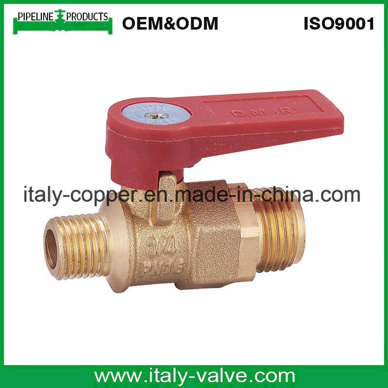 New Design Brass Gas Ball Valve/Pneumatic Valve (AV-BV-2031)