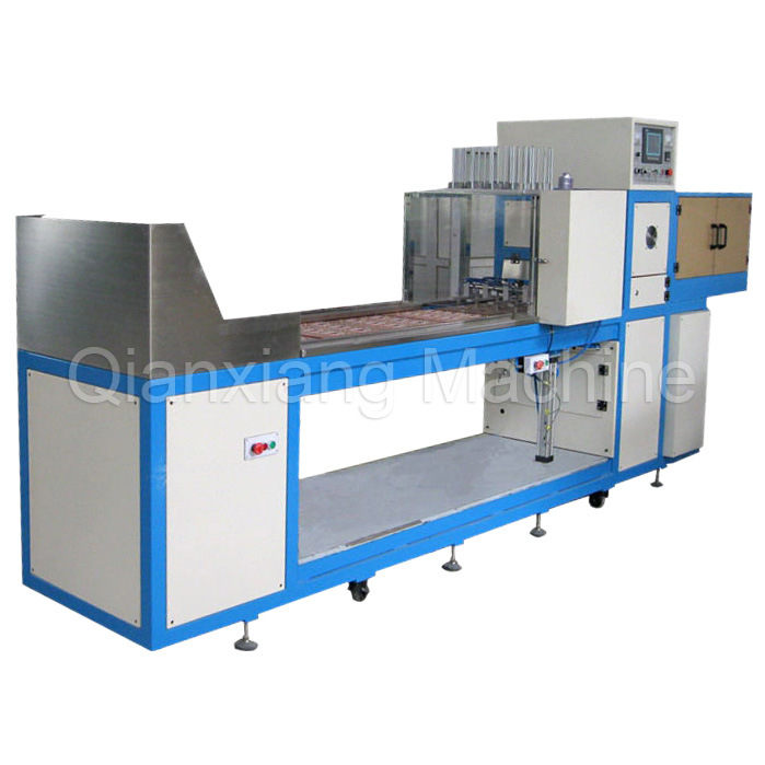 Linear Card Blister Packaging Machine