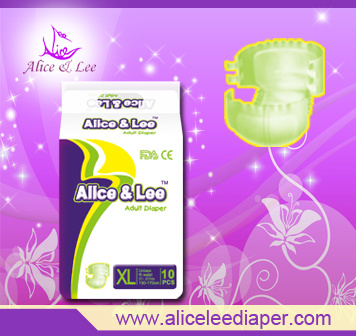 Disposable Diapers for Adults (ALA3-XL)