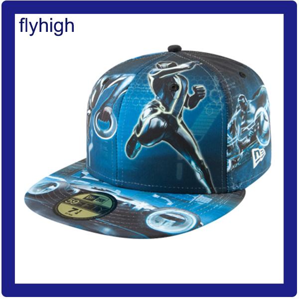 High Quality Allover Digital Printing Fashion Cap