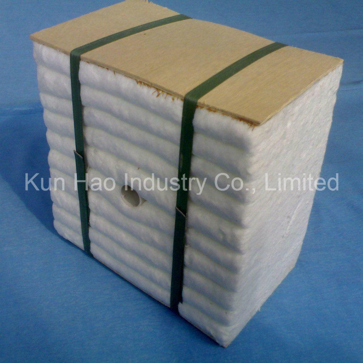 Refractory Ceramic Fiber Module for Furnace Lining