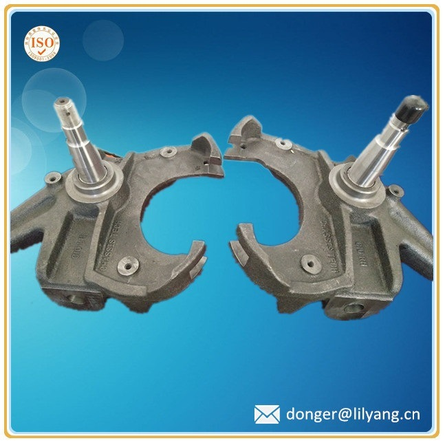Chevy, Toyota, Ford Suspension Steering Knuckle Spindle Drop S10