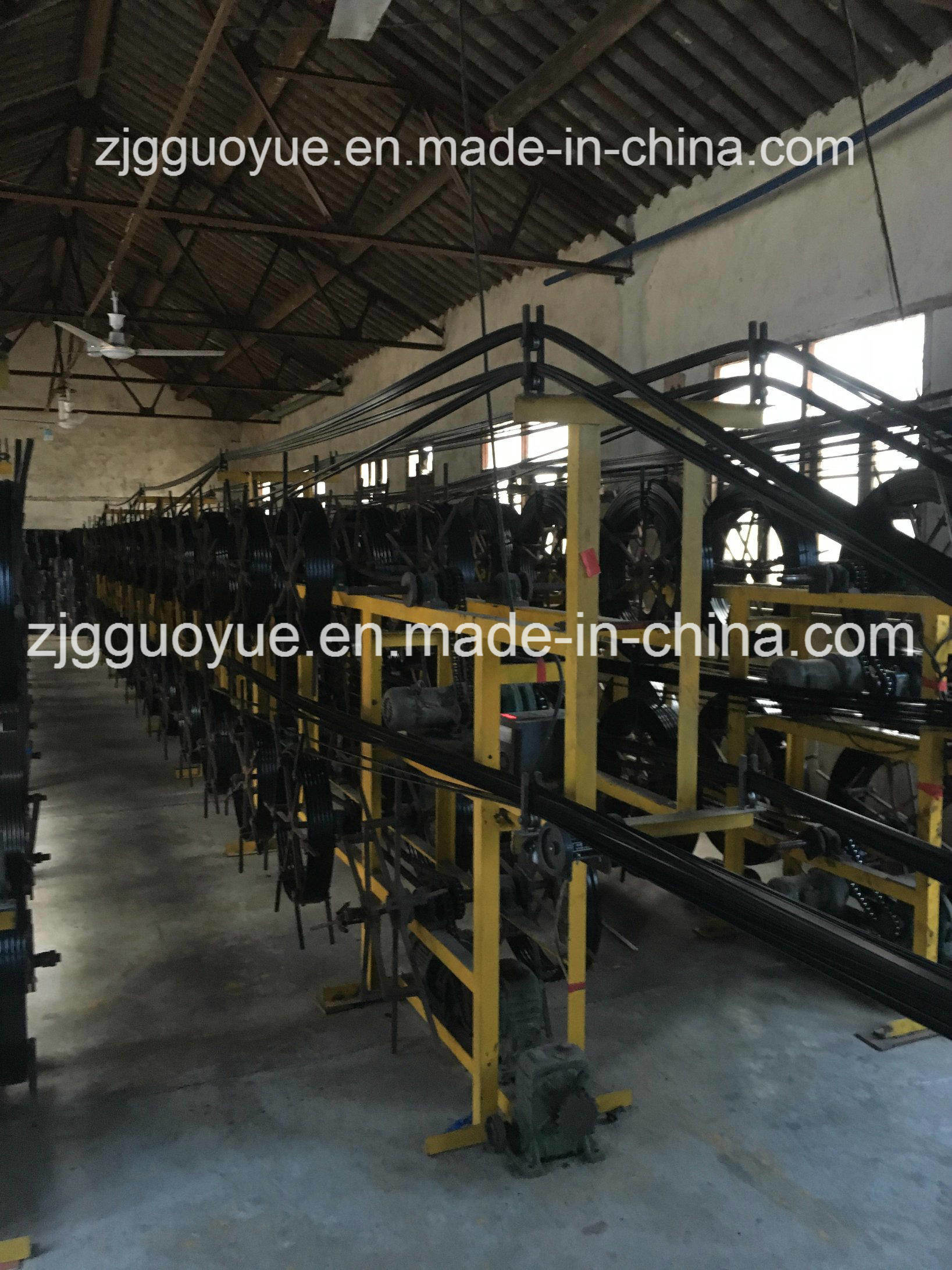 PA66 Polyamide Strip Extruder Machine for Thermal Barrier Aluminum Profile