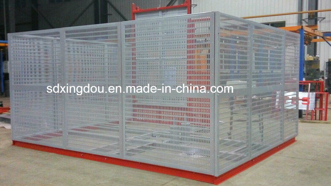Manufacturer of Construction Building Passenger Hoist for Lifting Materials and Personnel