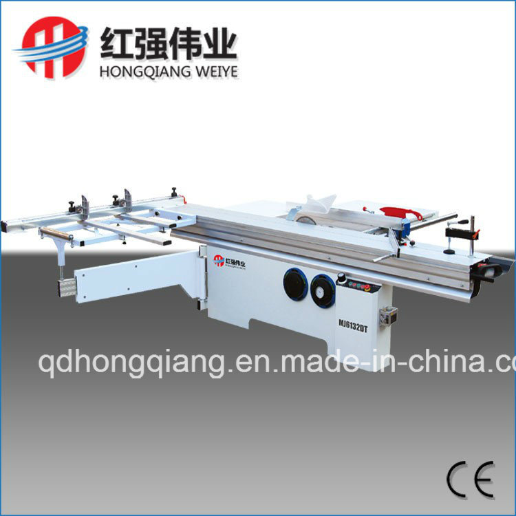 Mj6132dt Precision Sliding Table Saw/ Sliding Panel Saw