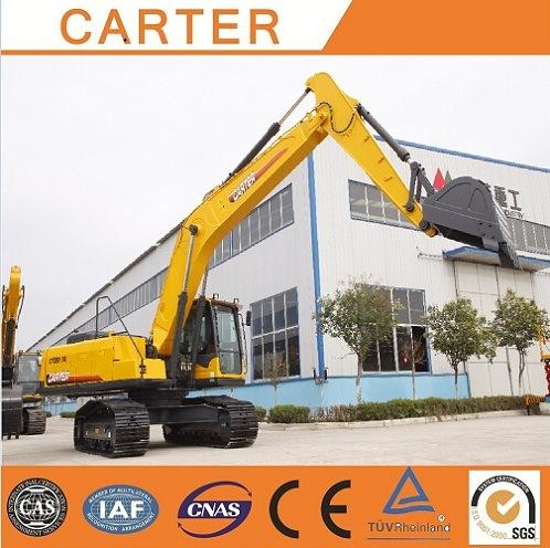 Hot Sales CT240-8c Multifunction Heavy Duty Hydraulic Crawler Backhoe Excavator