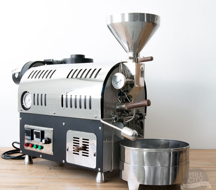 500g Electric Coffee Roaster/0.5kg Coffee Roaster/1lb Coffee Bean Roasting Machine