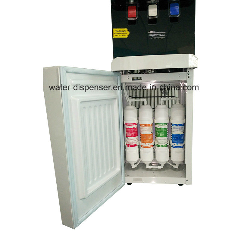 New Design Pou Water Dispenser with Inline Filter Cartridges