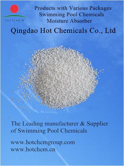 Trichloroisocyanuric Acid-TCCA 90%