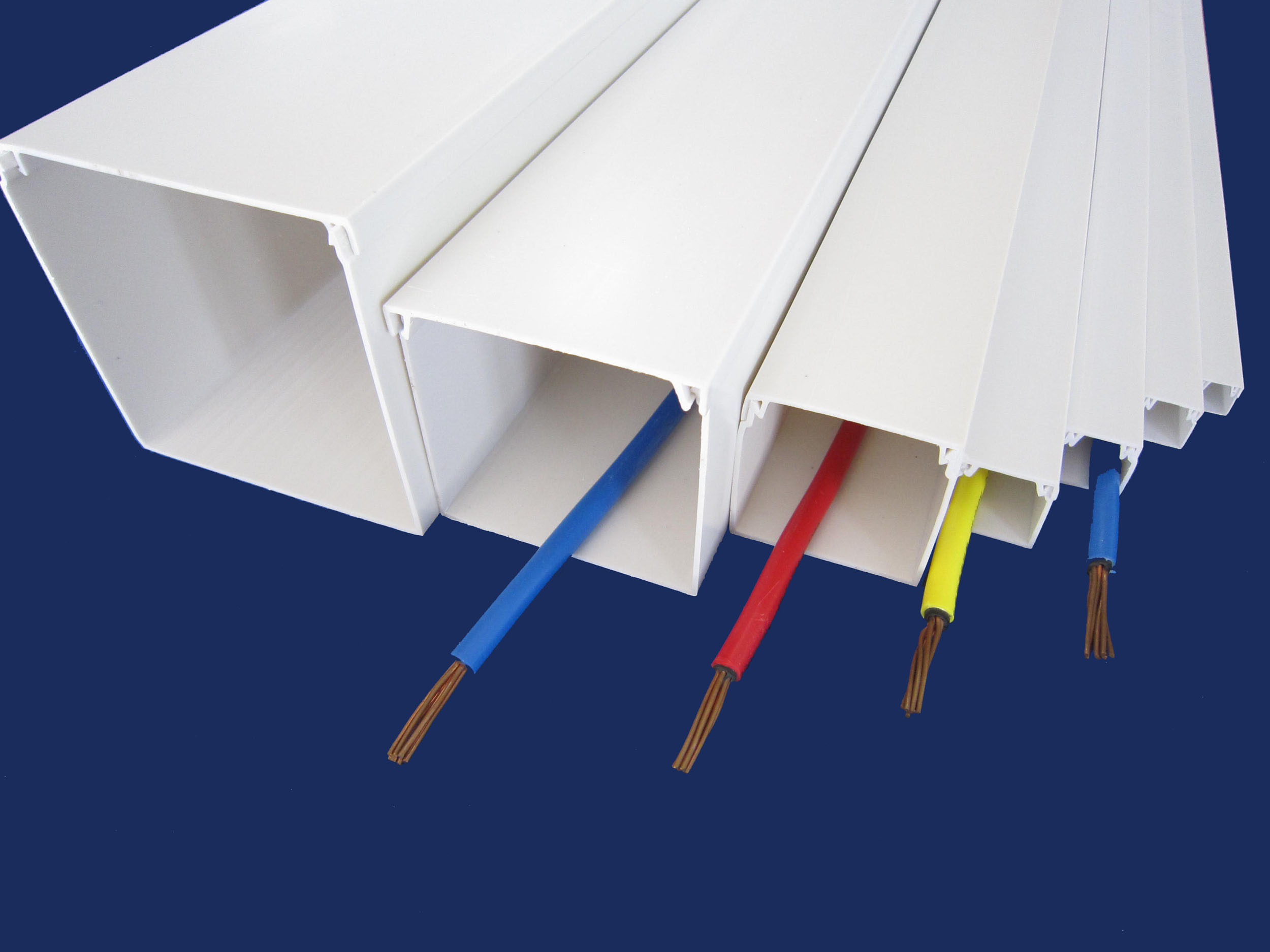 Pvc Cable Tray : China pvc cable tray for wire protection sf photos