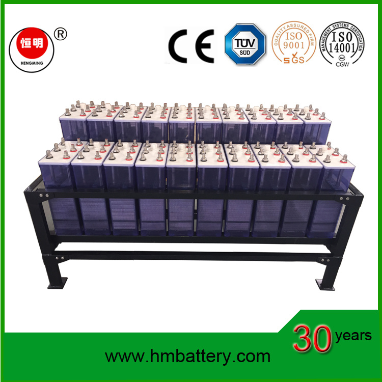 Solar System Ni-Fe Battery Nickel Iron Nife Batteries 1.2V 300ah
