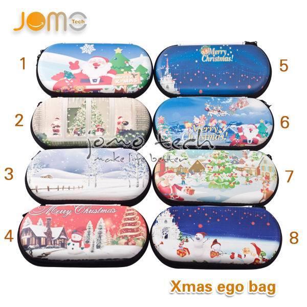 Fashion Style Travel EGO Case Colorful Leather EGO Zipper Case Hight Quality Products