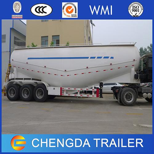 42m3 Cement Bulker Bulk Cement Tanker Semi Trailer for Sale