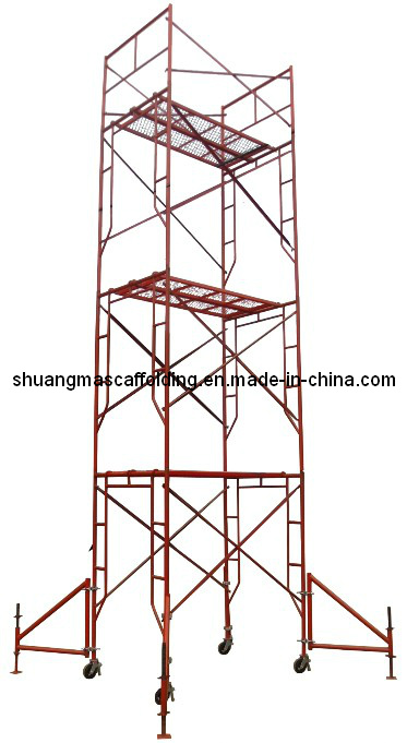 Construction Working Platform Frame Scaffolding