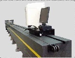 Raster Length Measuring Machine Granite Base with Patent Technology