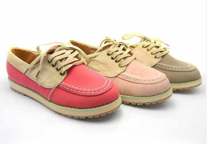 The Latest Design Women Casual Shoes 2012 (A988-97
