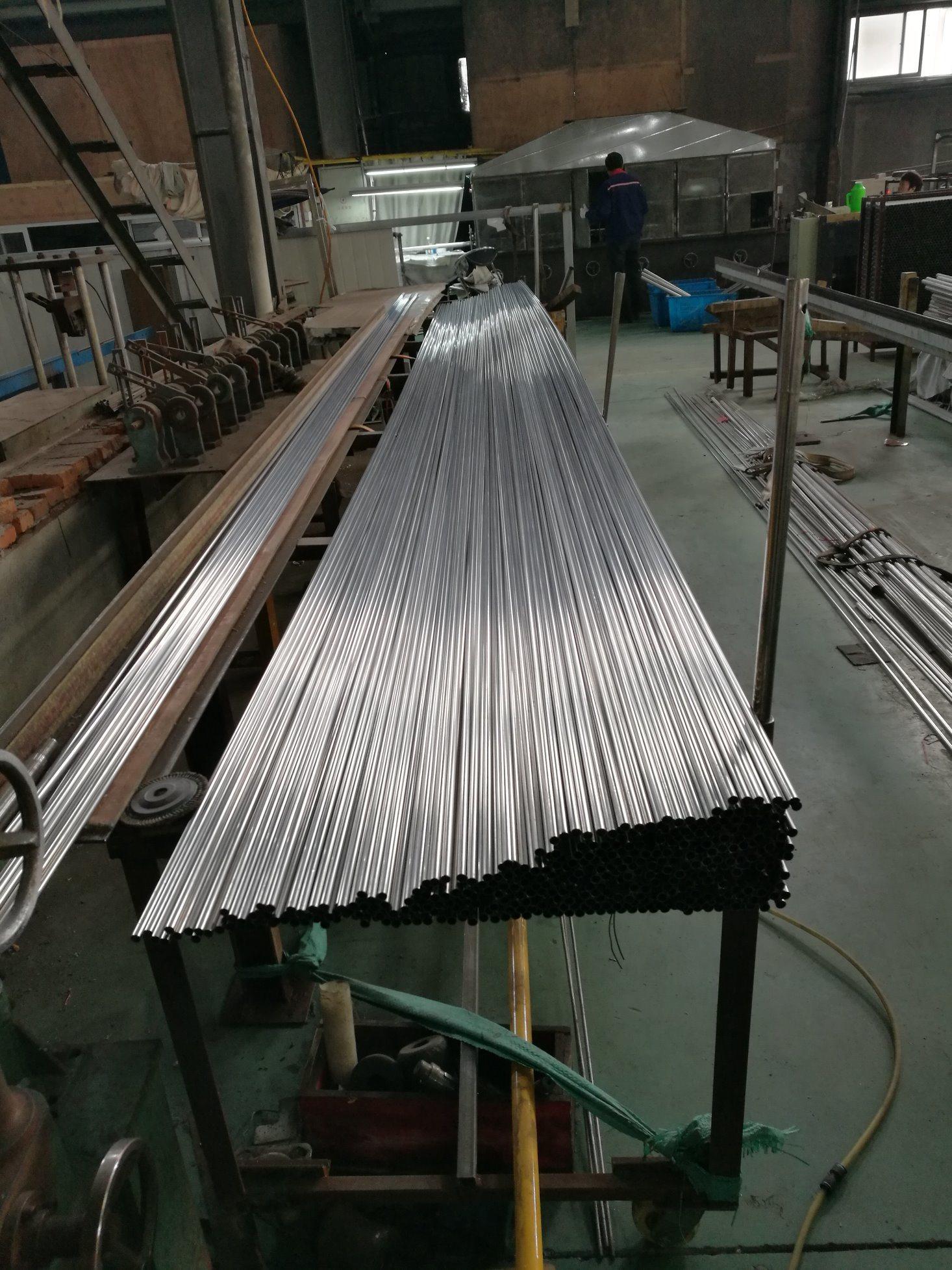 Welded Steel Pipe for Pressure Purposes