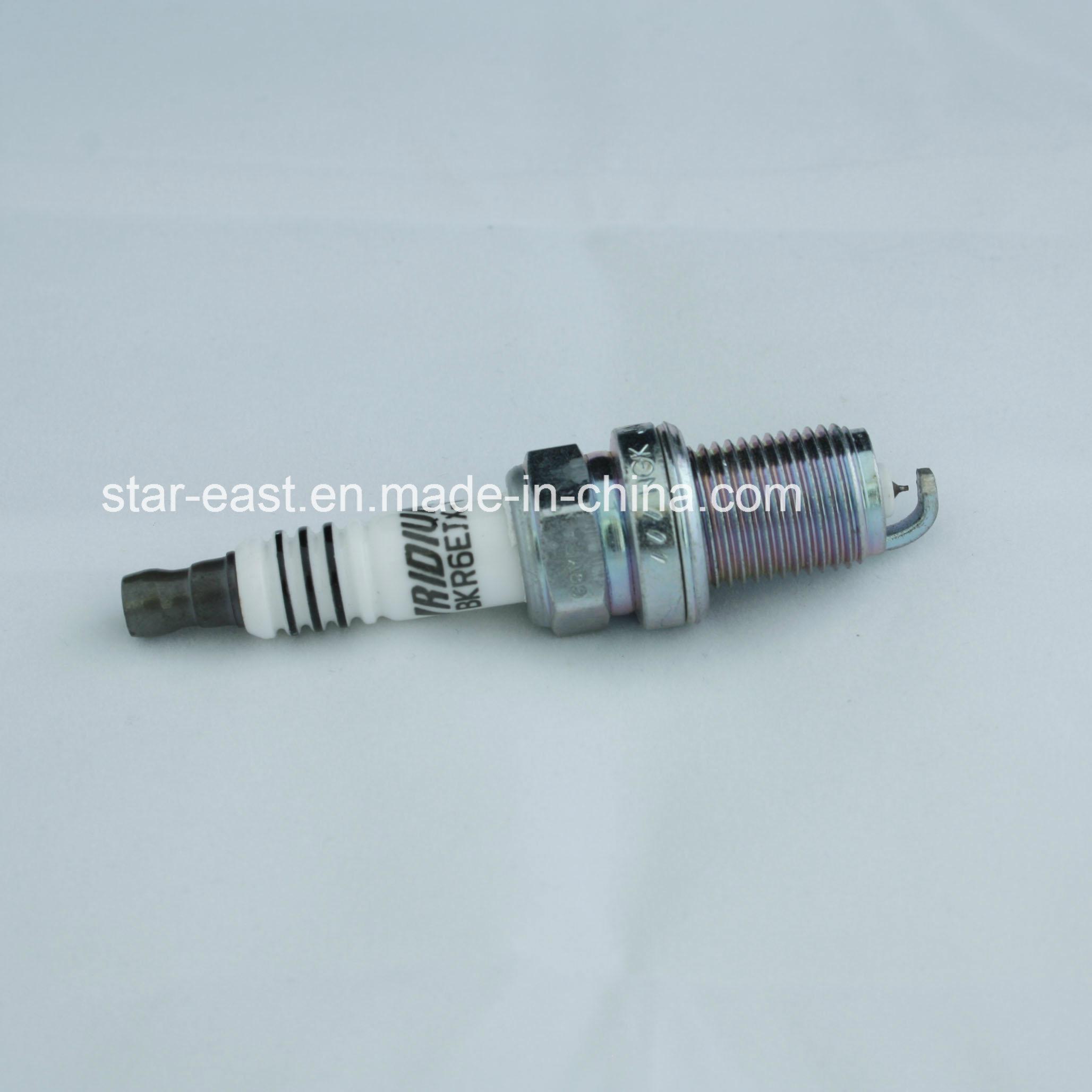 Iridium Power Spark Plug for Ngk Bkr6eix Toyota/Nissan/BMW