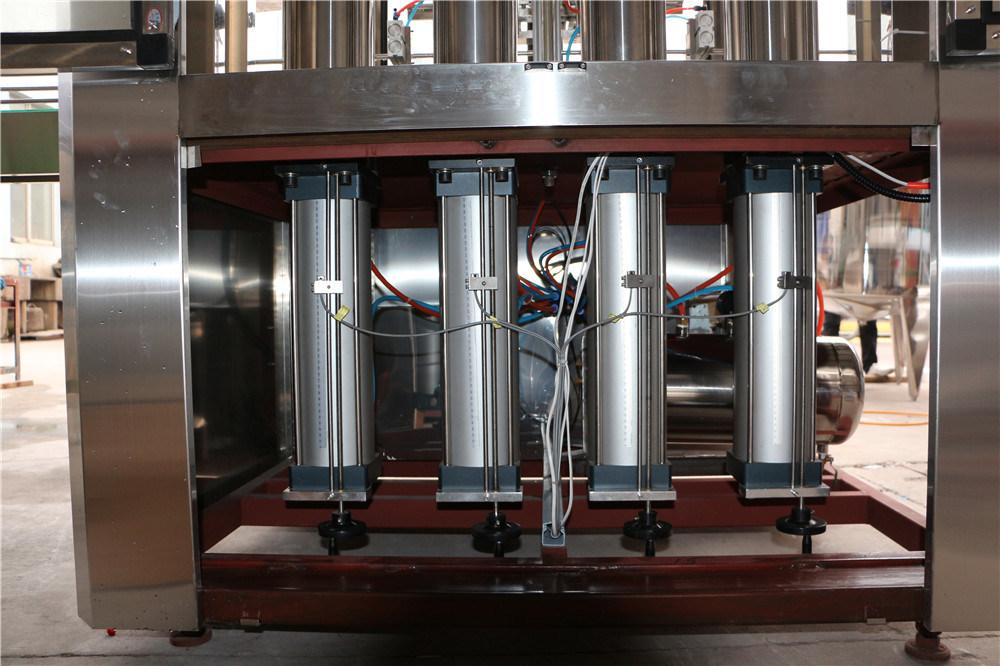 Automatic Linear Oil Bottle Filling Machine