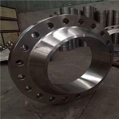 Forged Carbon Steel St37.2 Flat Face Flanges