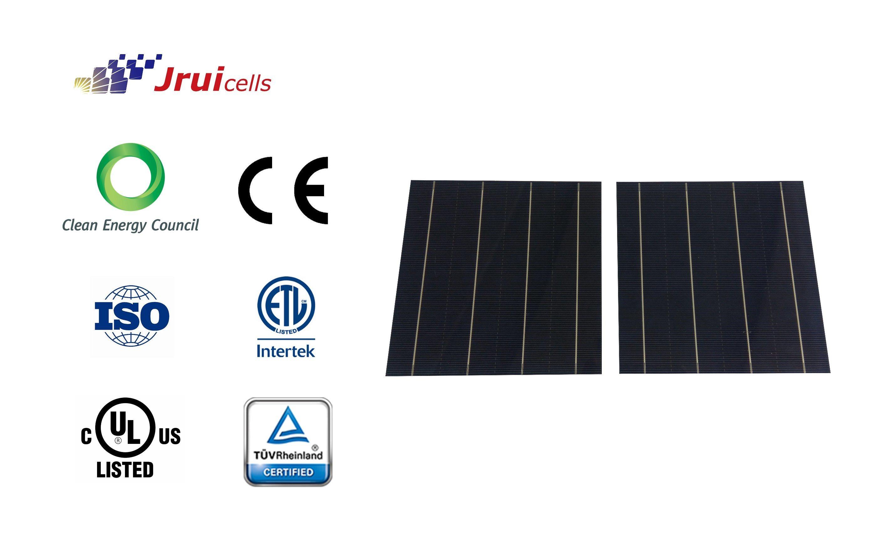 Anti-Pid High Efficiency Polycrystalline Silicon PV Solar Cells