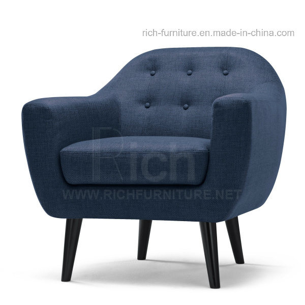 Life Style Modern Leisure Sofa for Living Room (1seater)
