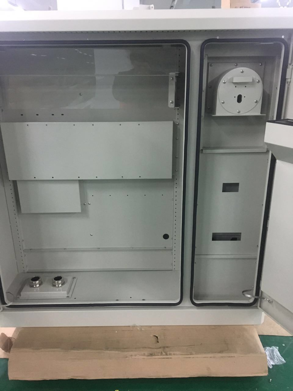 Sheet Metal Distribution Cabinet Custom Metal Fabrication (LFCR100)