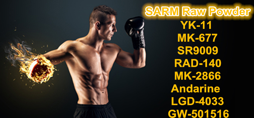 99.68% Superior Quality Sarm Mk-2866 (Ostarine) Raw Powder for Body-Building