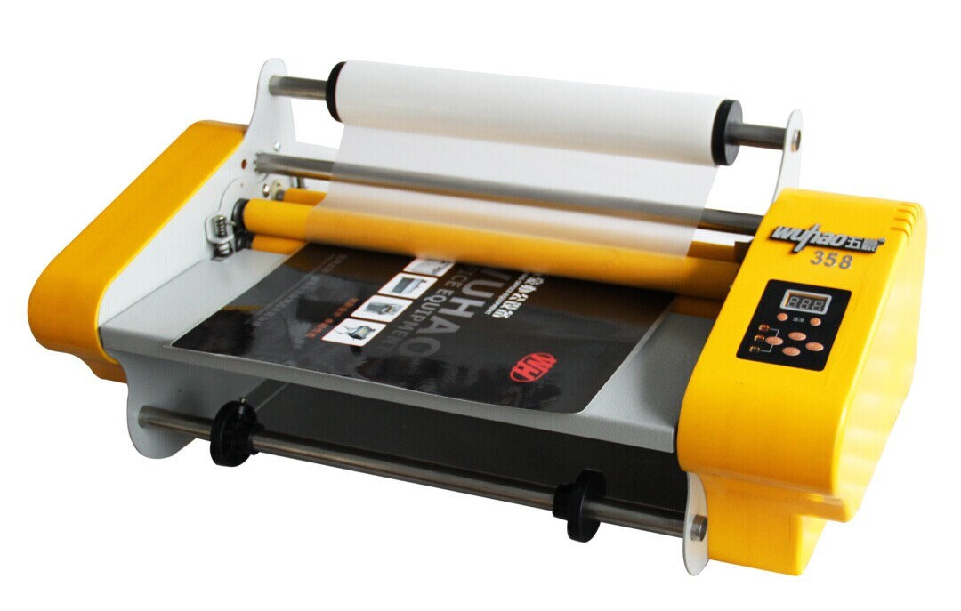 Temperature Adjustable Hot Laminating Machine 358