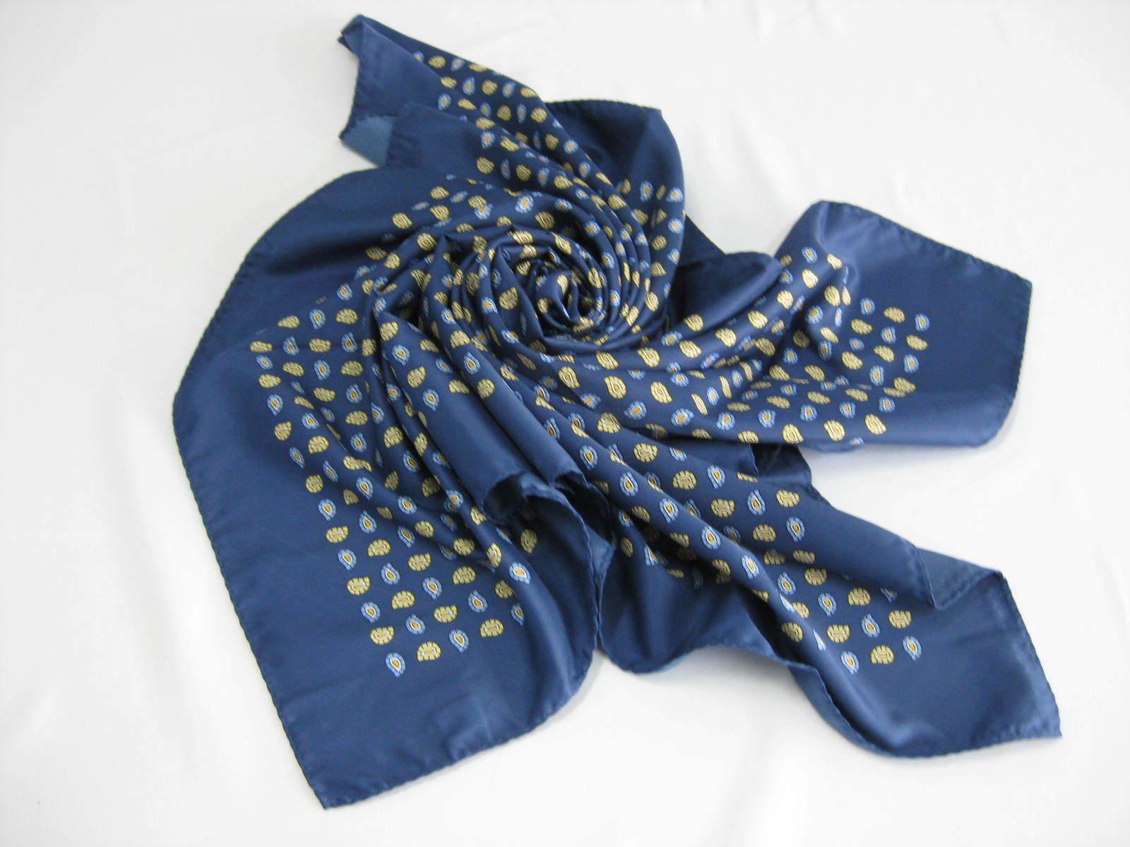 Silk Scarves (FT0437)