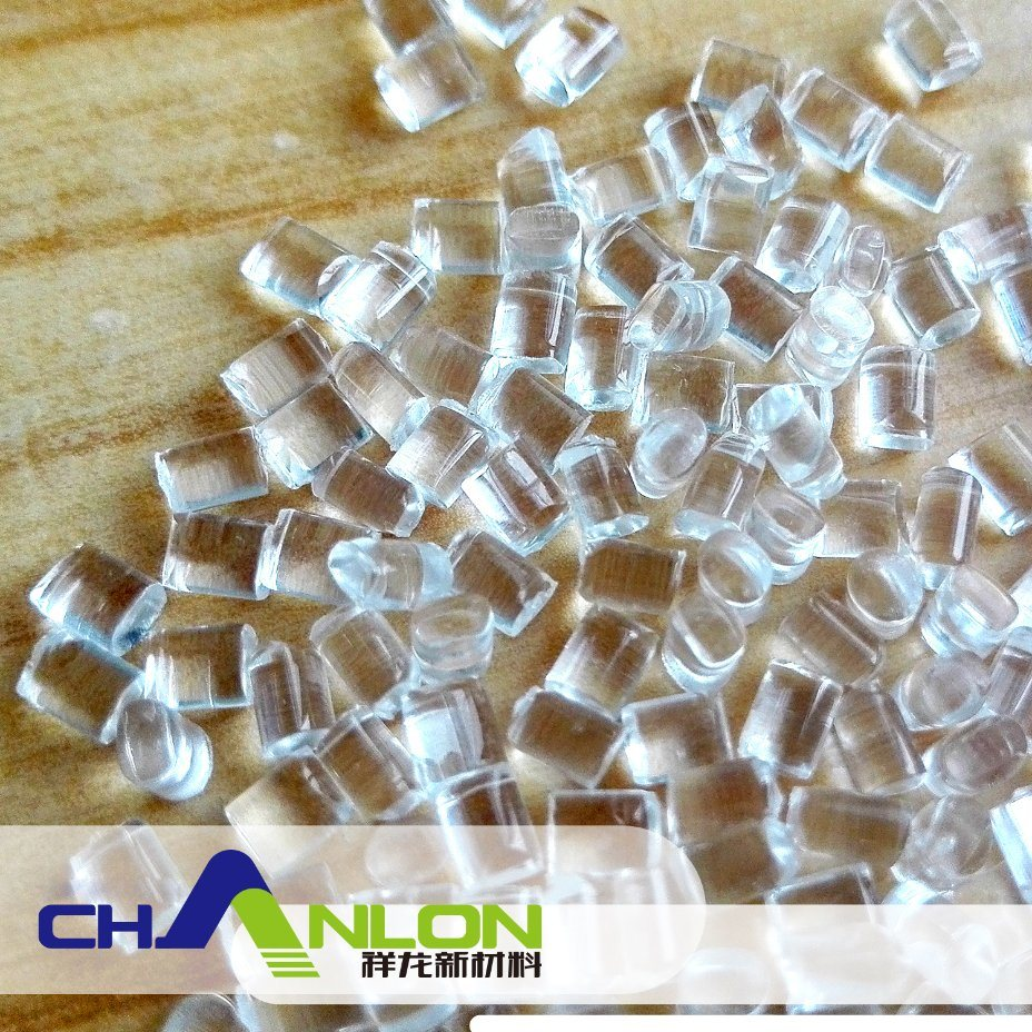 Amorphous Transparency Nylon Thermoplastic Resin Material