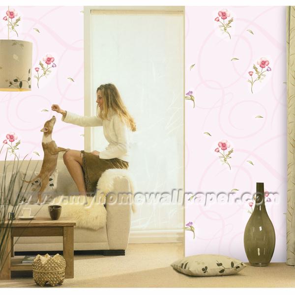 C11303 embroma el papel pintado de papel decorativo - Recubrimiento para paredes ...