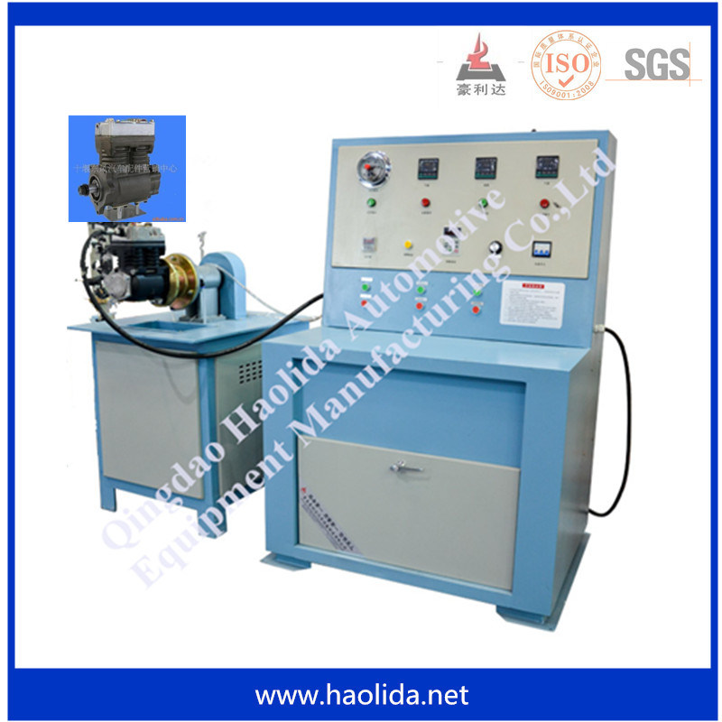 Automobile Air Compressor Test Bench for Trucks