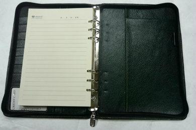 PU PVC Diary Cover, Organizer (LD0002) , Portfolio