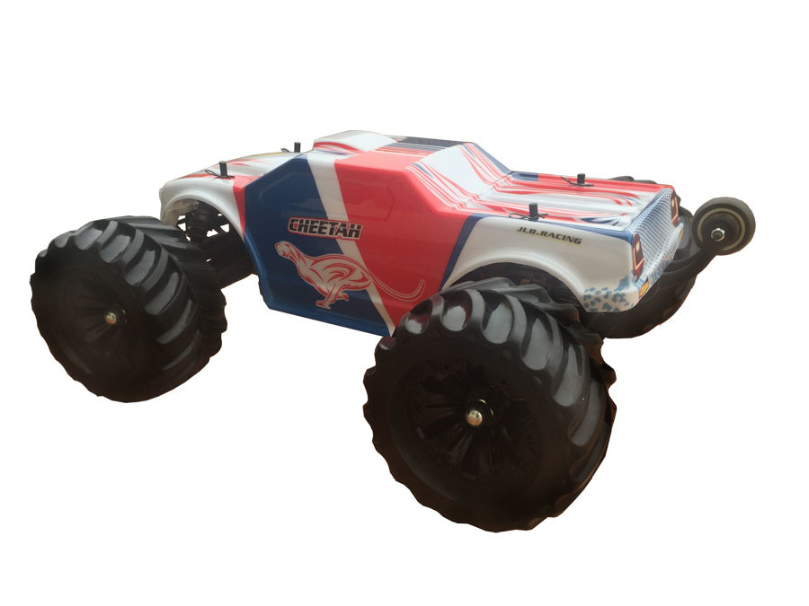 New! Jlb Racing 1: 10 Scale 4WD Brushless off -Road RC Model