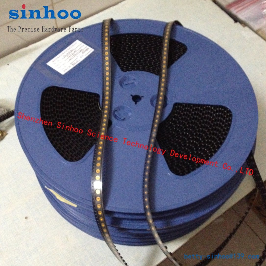 Smtso-M4-4et Standoff Weld Nut Solder Nut, Bulk, Stock, Brass, Reel