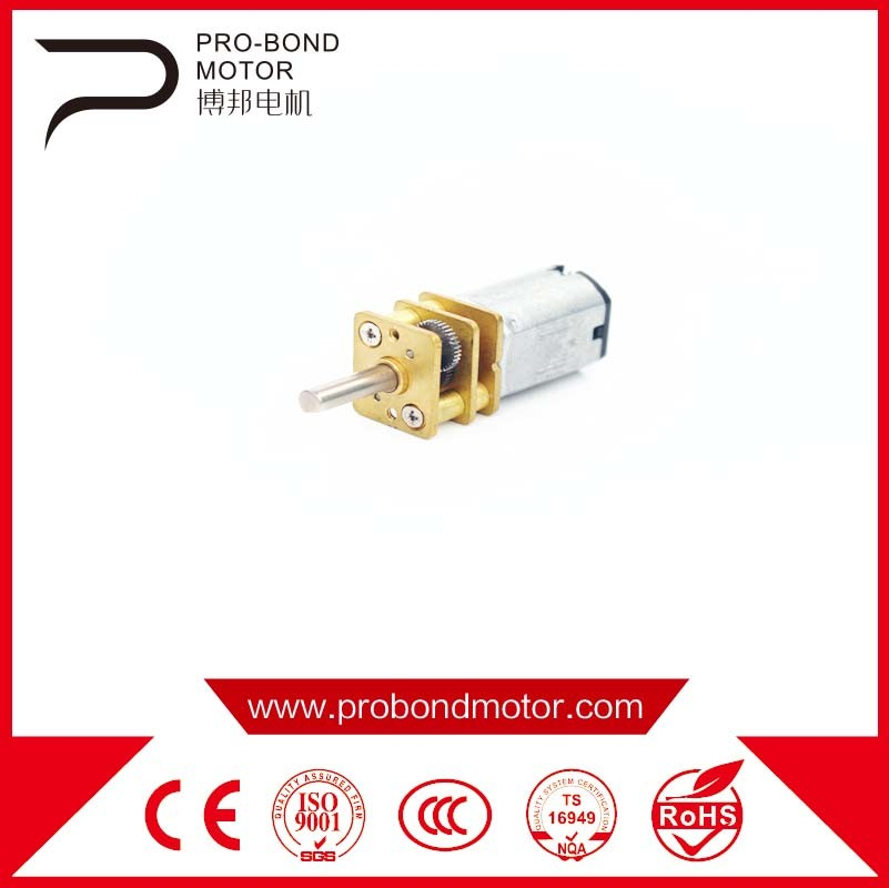 DC Gear Motor Wholesale 12zyj N20
