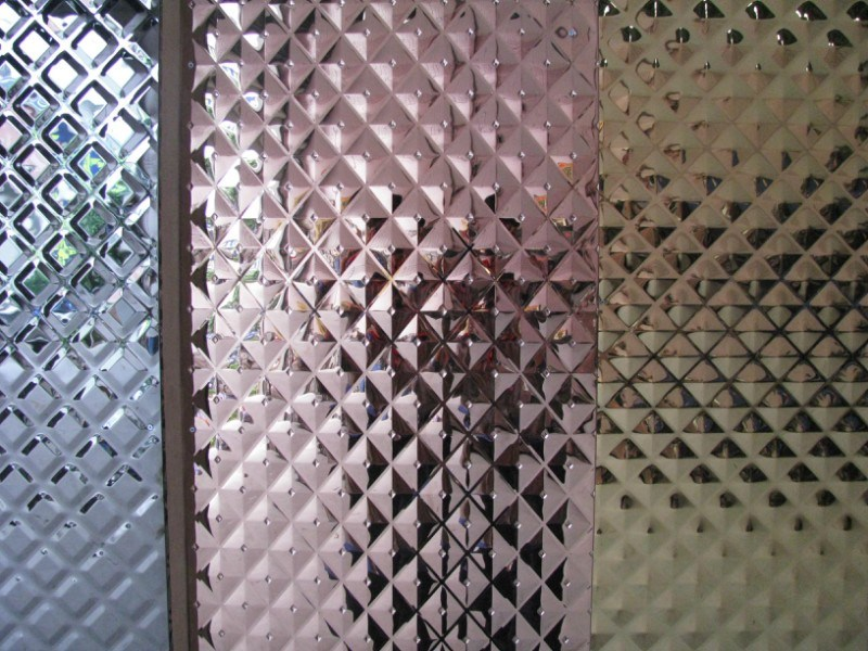 201 304 Stamping Patterned Stainless Steel Sheet