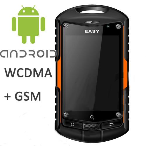 China Wcdma Gsm Android Ip67 Rugged Phone A909 China