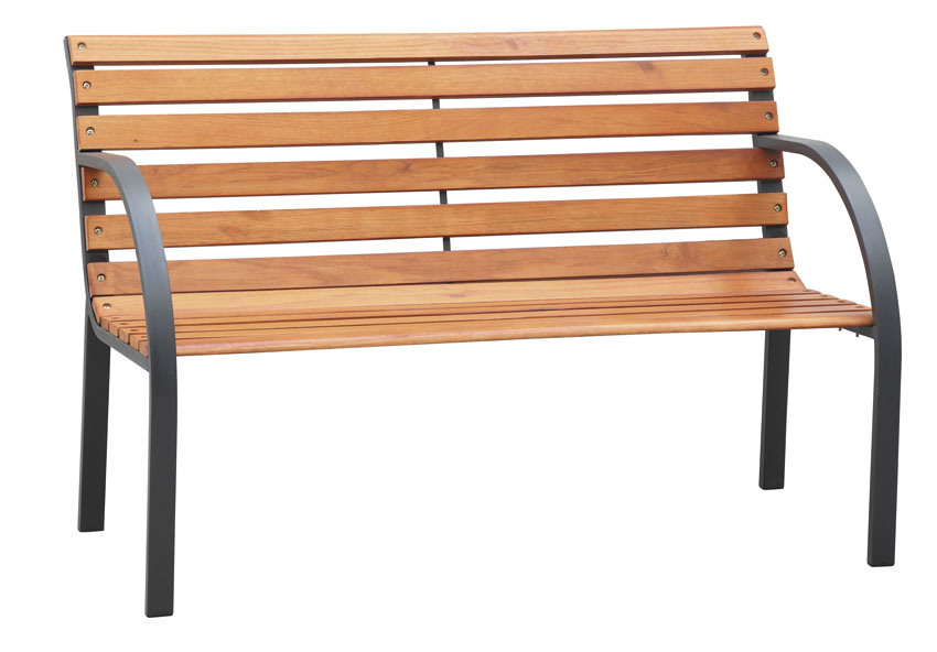 China Garden Park Furniture Aluminum Bench Plastic Wood Chair Bz Cp034 Photos Pictures