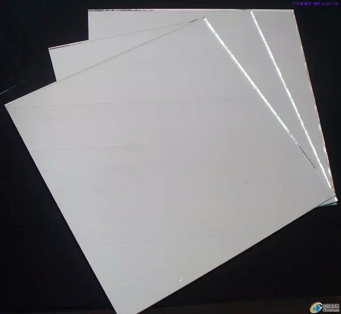 3mm to 6mm Double Painting Glass Aluminium Mirror From Factory