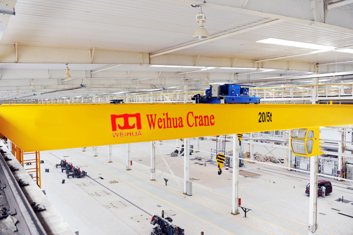 Overhead Crane with Hoist
